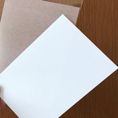 プラバン2枚セット(白、半透明)